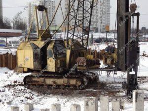 Аренда агрегатов копровых в Курске