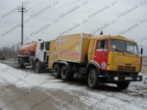 Услуги каналопромывочной машины в Курске