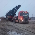 Услуги трала 100 т в Курске и Курчатове